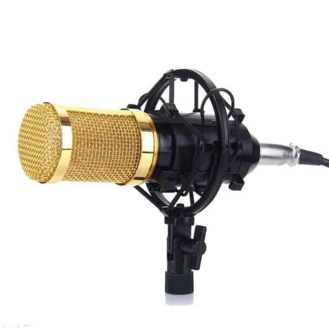 micro thu âm ami bm 900