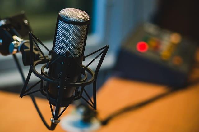 microphone thu âm