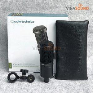 Trọn bộ Micro Audio Technica At2020 - Ảnh:Vinasound.vn