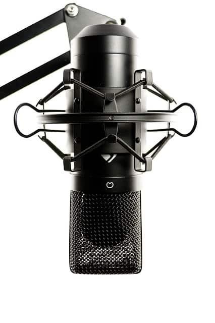 microphone phòng thu âm