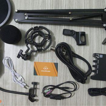 combo bm 800 sound card xox k10