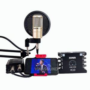 Combo hát live K200 và XOX K10