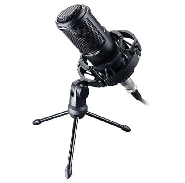 micro thu âm takstar pc k320 màu đen
