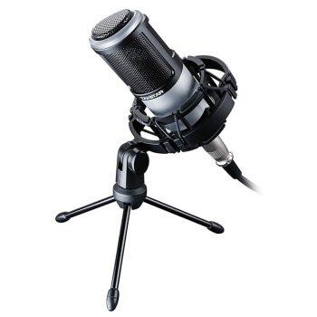 micro thu âm takstar pc k320 màu đen bạc