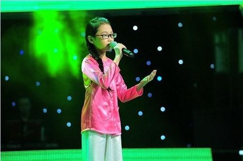 phương mỹ chi the voice kid