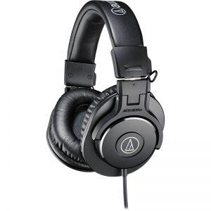 Tai nghe kiểm âm Audio Technica ATH-M30x màu đen