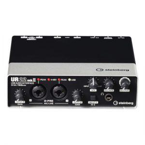 Soundcard Steinberg UR22 MKII
