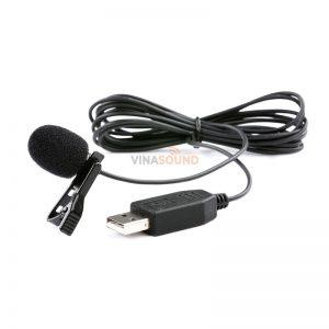 Micro Lavalier USB Saramonic SR-ULM5