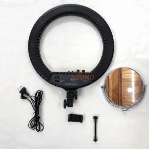 Trọn bộ đèn LED livestream RL-18 Mark II | Ảnh: Vinasound.vn