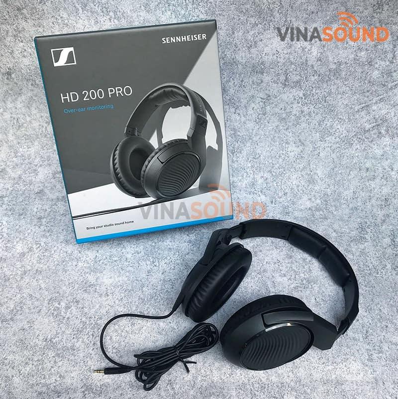 Trọn bộ HD 200 PRO | Ảnh: Vinasound.vn