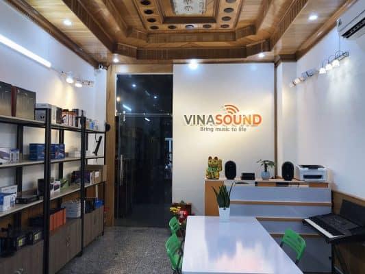 cửa hàng Vinasound - Vinasound.vn