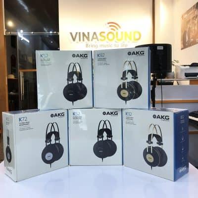 Vinasound Tai nghe kiểm âm AKG - Vinasound.vn
