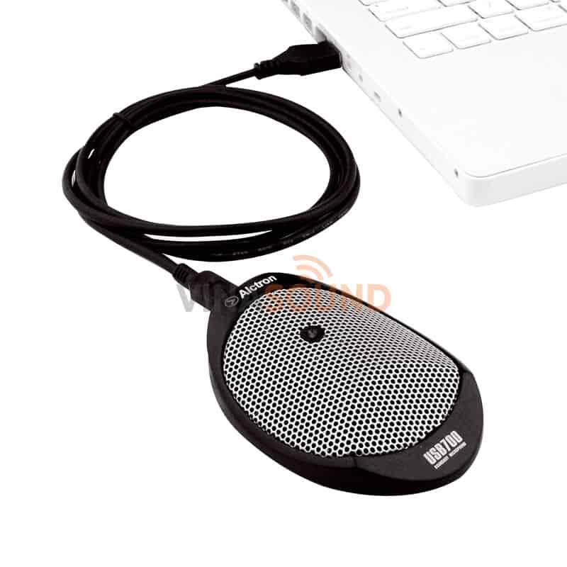 Alctron USB700 với thiết kế Plug and Play