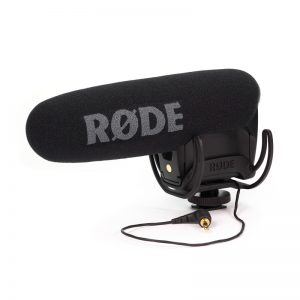 Micro Rode VideoMic Pro