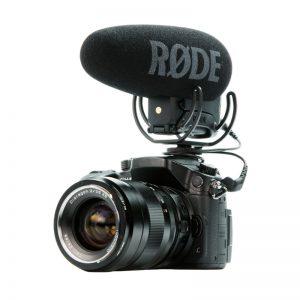 Micro Rode VideoMic Pro+