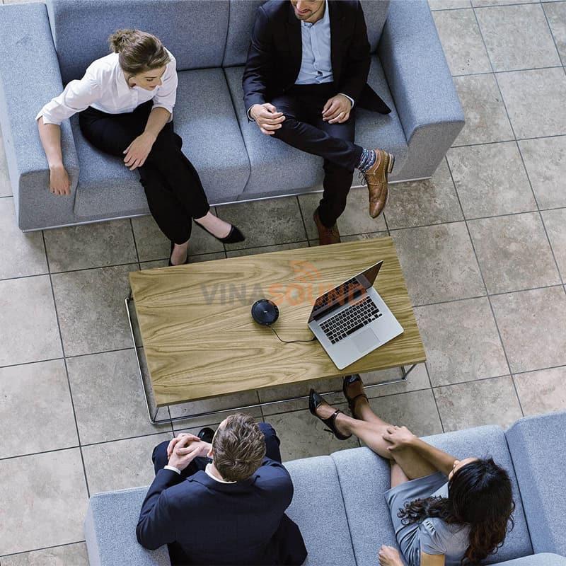 Jabra 410ms sử dụng trong các cuộc họp
