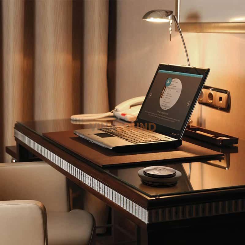 Jabra 710MS sử dụng trong các cuộc họp trực tuyến
