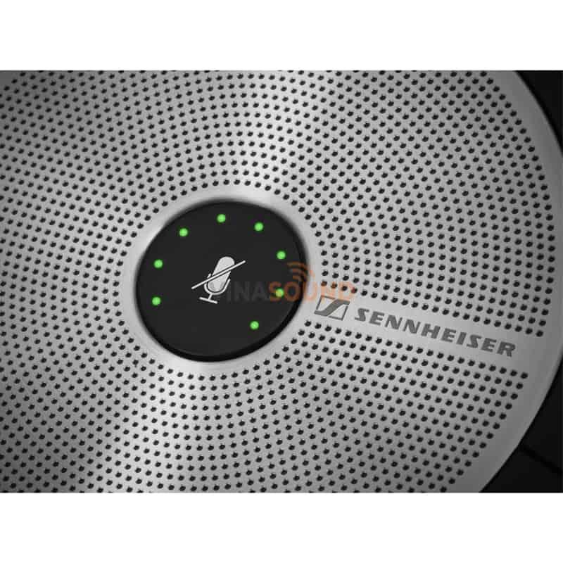 Micro kèm loa hội nghị Sennheiser SP10 ML với thiết kế bắt mắt