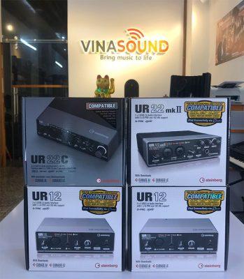 Vinasound Soundcard Thu Âm Steinberg | Vinasound.vn
