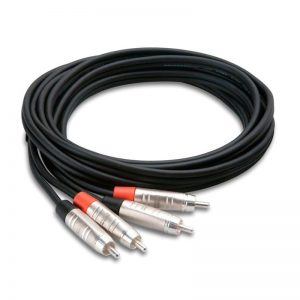Cáp Hosa Pro Stereo Interconnect Dual REAN RCA to Same
