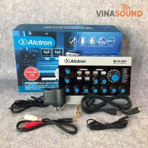 Trọn bộ Alctron U16K MKII | Ảnh: Vinasound.vn