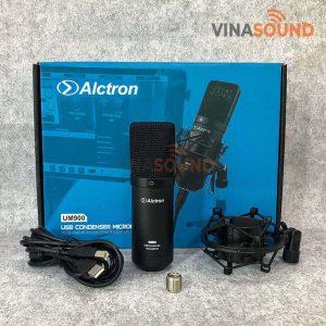 Trọn bộ Alctron UM900 | Ảnh: Vinasound.vn