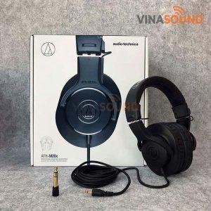 Trọn bộ Audio Technica ATH-M20x | Ảnh: Vinasound.vn
