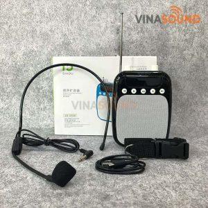 Trọn bộ Shidu SD-S358 | Ảnh: Vinasound.vn