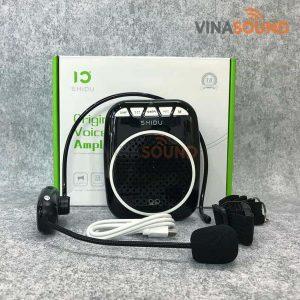 Trọn bộ Shidu SD-S711   Ảnh: Vinasound.vn