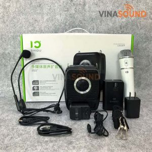 Trọn bộ Shidu SD-S92 | Ảnh: Vinasound.vn