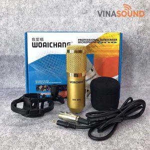 Trọn bộ Woaichang BM-900 | Ảnh: Vinasound.vn
