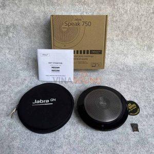 Trọn bộ Jabra Speak 750 MS/UC | Ảnh: Vinasound.vn