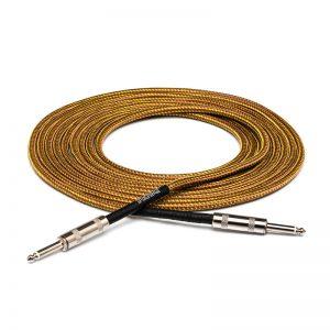 Cáp Hosa GTR-518 Straight Tweed Guitar CABLE