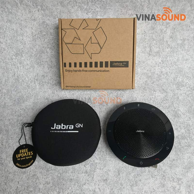Trọn bộ Jabra Speak 510MS | Ảnh: Vinasound.vn