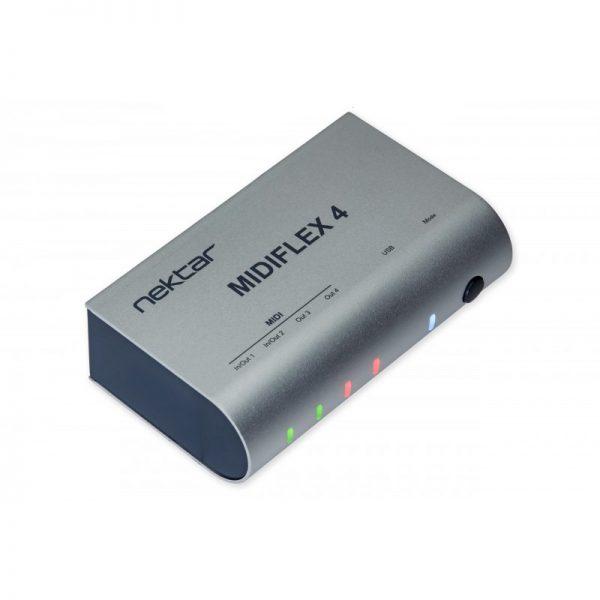 MIDI Interface Nektar MIDIFLEX4