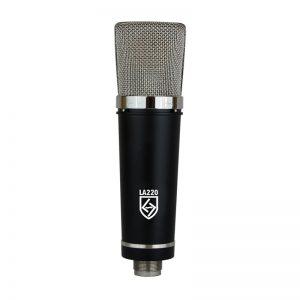 Micro Micro Condenser Lauten Audio Series Black LA-220