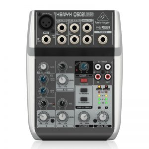 Mixer Behringer XENYX Q502USB