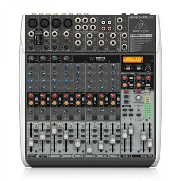 Mixer Behringer XENYX QX1622USB