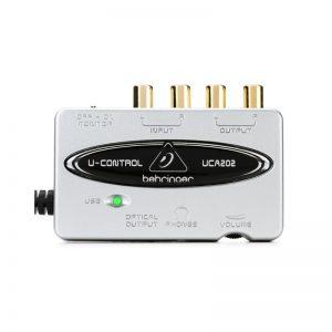 Soundcard Behringer U-CONTROL UCA202
