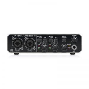 Soundcard Behringer U-Phoria UMC202HD