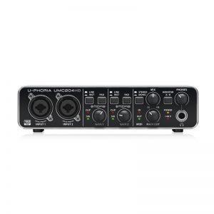 Soundcard Behringer U-Phoria UMC204HD