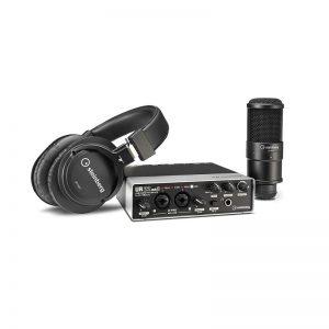 Combo Steinberg UR22 MKII Recording Pack