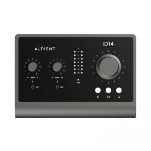 Soundcard Audient iD14 MKII