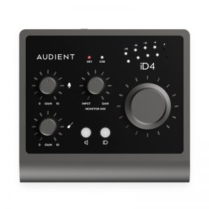 Soundcard Audient iD4 MKII